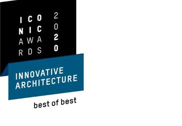 Участник Ассоциации АПП, компания GEZE, удостоена награды Iconic Awards: Innovative Architecture 2020